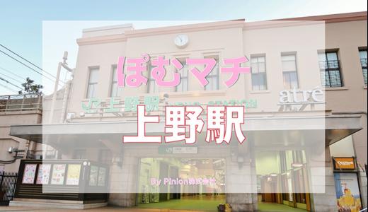 [台東区 上野駅周辺の街情報]ぽむマチ 上野駅