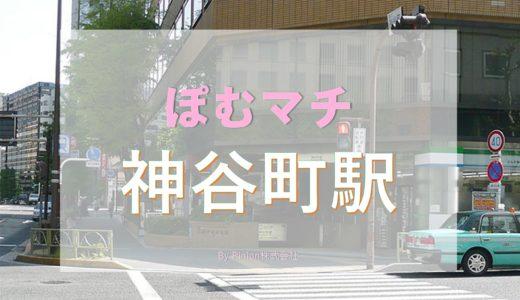港区 神谷町駅周辺の街情報]ぽむマチ 神谷町